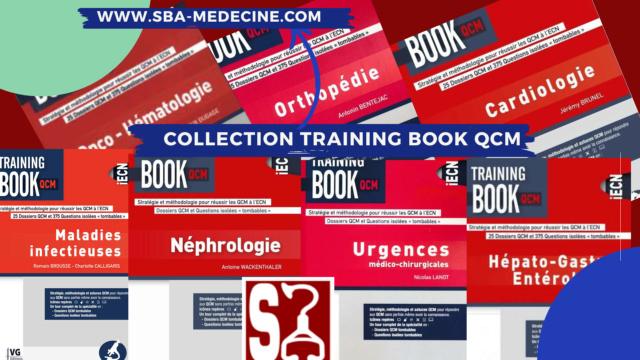 [Collection]: collection livres - Training book QCM dernières éditions pdf gratuit 20200823