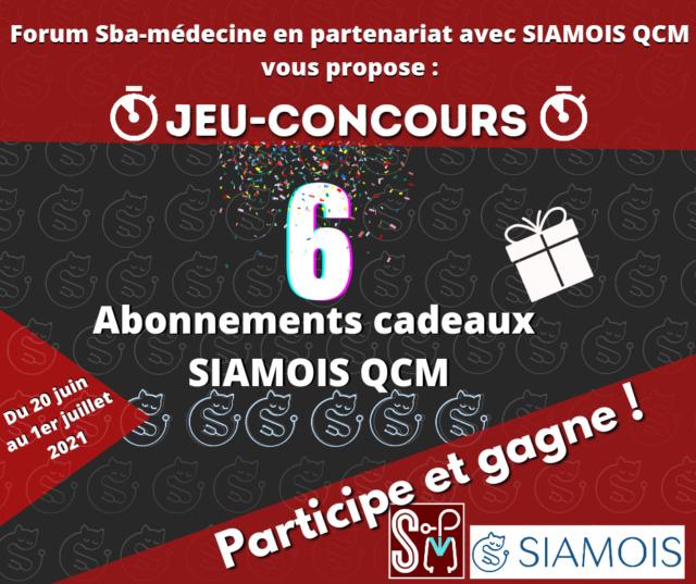 [jeu-concours]: Gagnez 06 abonnements annuels SIAMOIS QCM !!  20210610