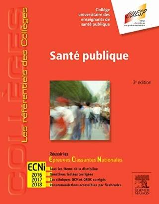 [santé-pub]:livre Référentiel Collège de Santé publique pdf gratuit  - Page 2 41jzlw10