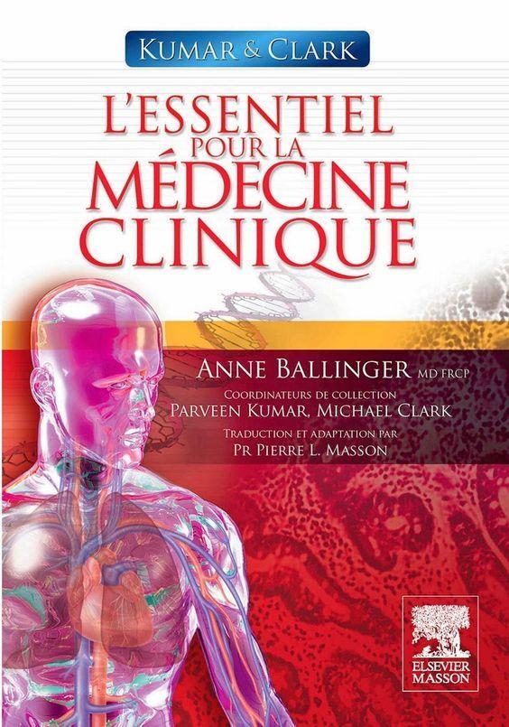 [sémiologie]:L'essentiel pour la médecine clinique Kumar & Clark pdf gratuit  - Page 6 924e9010