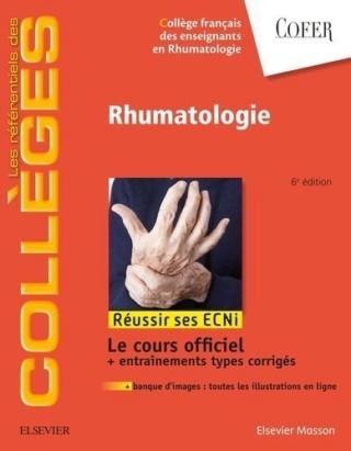 [Rhumato]:Référentiel Collège de Rhumatologie dernière édition 2020 pdf gratuit  - Page 9 97822912