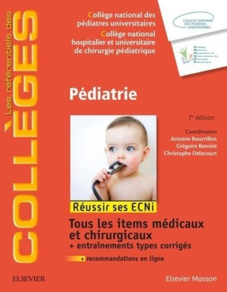 [pédiatrie]:Référentiel Collège de Pédiatrie dernière édition  pdf gratuit  - Page 3 97822914