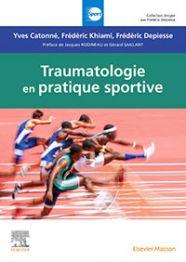 [traumato]: Traumatologie en pratique sportive pdf gratuit  97822946