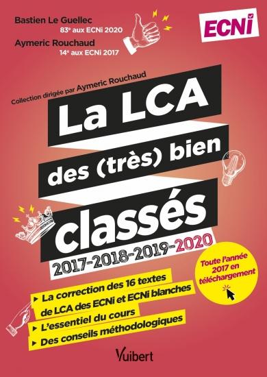 """cotisation :""""La LCA des (très) bien classés 2021"""" 97823113"""