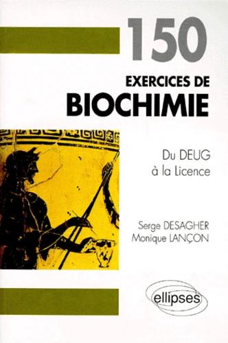 [biochimie]: 150 EXERCICES DE BIOCHIMIE. Du DEUG à la licence pdf gratuit  97827210