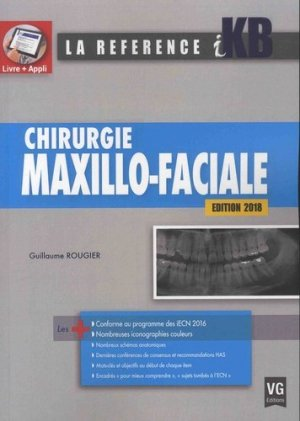 [maxillo-faciale]:KB / iKB Chirurgie maxillo-faciale dernière édition ecni 2020 pdf gratuit  97828112