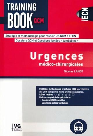 [ECN-QCM]:livre Training book QCM Urgences médico-chirurgicales pdf gratuit  - Page 8 97828118