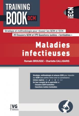 [ECN-QCM]:livre Training book QCM maladies infectieuses  dernière édition pdf gratuit  - Page 2 97828120