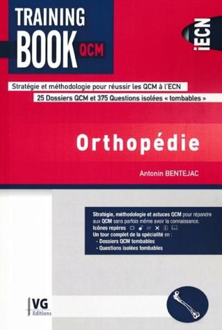 [ECN-QCM]:livre Training book QCM orthopédie dernière édition pdf gratuit  97828121
