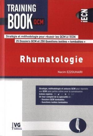 [résolu][ECN-QCM]:livre Training book QCM rhumatologie dernière édition pdf gratuit - Page 3 97828123