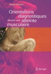 [Rhumato]:Orientations diagnostiques devant une atteinte musculaire pdf gratuit  97828125