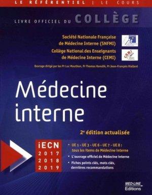[résolu][med interne]:Référentiel Collège de Médecine interne med-line pdf gratuit - Page 5 97828411