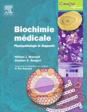 [biochimie]:Biochimie médicale Physiologie et diagnostic pdf gratuit  97828416