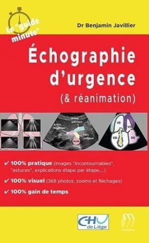[imagerie]:livre Echographie d'urgence (& réanimation) pdf gratuit  - Page 2 97829111