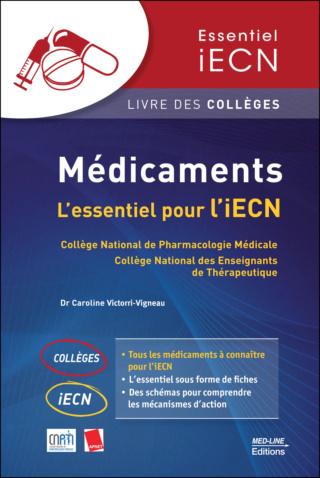 [ecn-médic]:livre Médicaments L'essentiel pour l'iECN pdf gratuit  Cv-med12