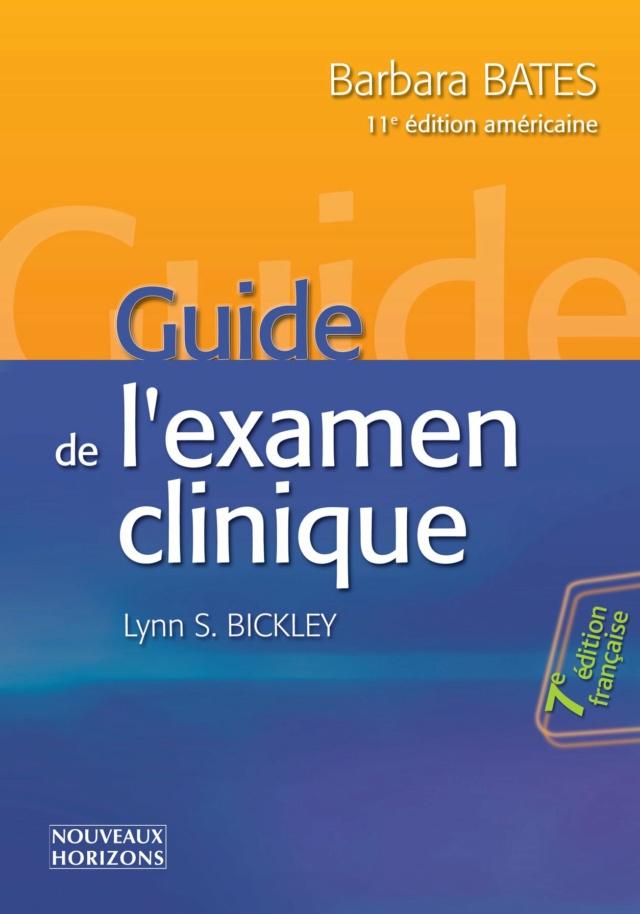 [sémiologie]:Guide de l'examen clinique Arnette 11ème éd pdf gratuit  Guide-10