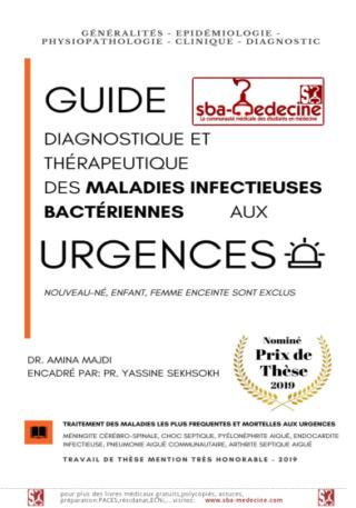 [urgence]:Guide diagnostique et thérapeutique des maladies infectieuses bactériennes aux urgences 2020 pdf gratuit  Guide_10