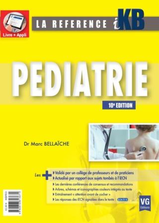 [pédiatrie]:KB / iKB Pédiatrie dernière édition pdf gratuit  P110