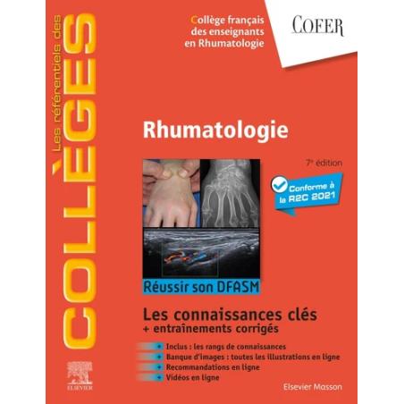 [résolu][Rhumato]:2021 Référentiel Collège de Rhumatologie COFER dernière édition(7ème édition) - Page 29 Rhumat10