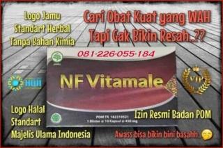 Jual Obat Kuat Nf Vitamale Hwi Di Semarang 081226055184 Cod Nf-vit10