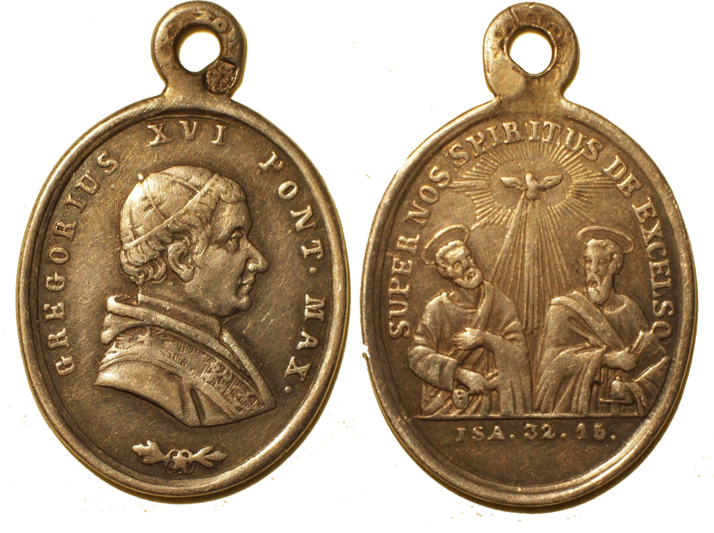 Gregorio XVI/ San Pedro y San Pablo Gregor10