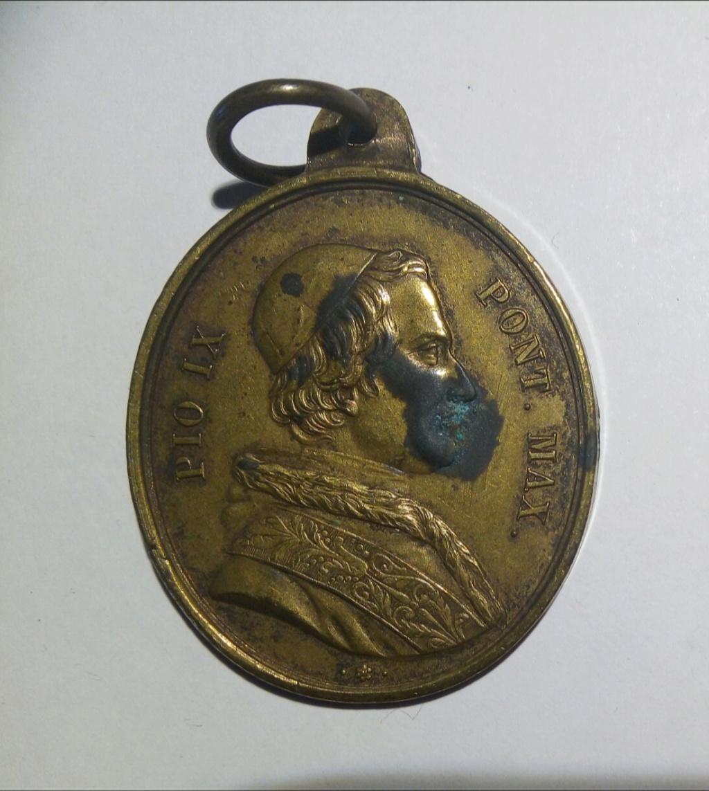 Medalla Pio IX / Inmaculada Concepción - fechada 1854 (R.M. SXIX-O100) Img_2011
