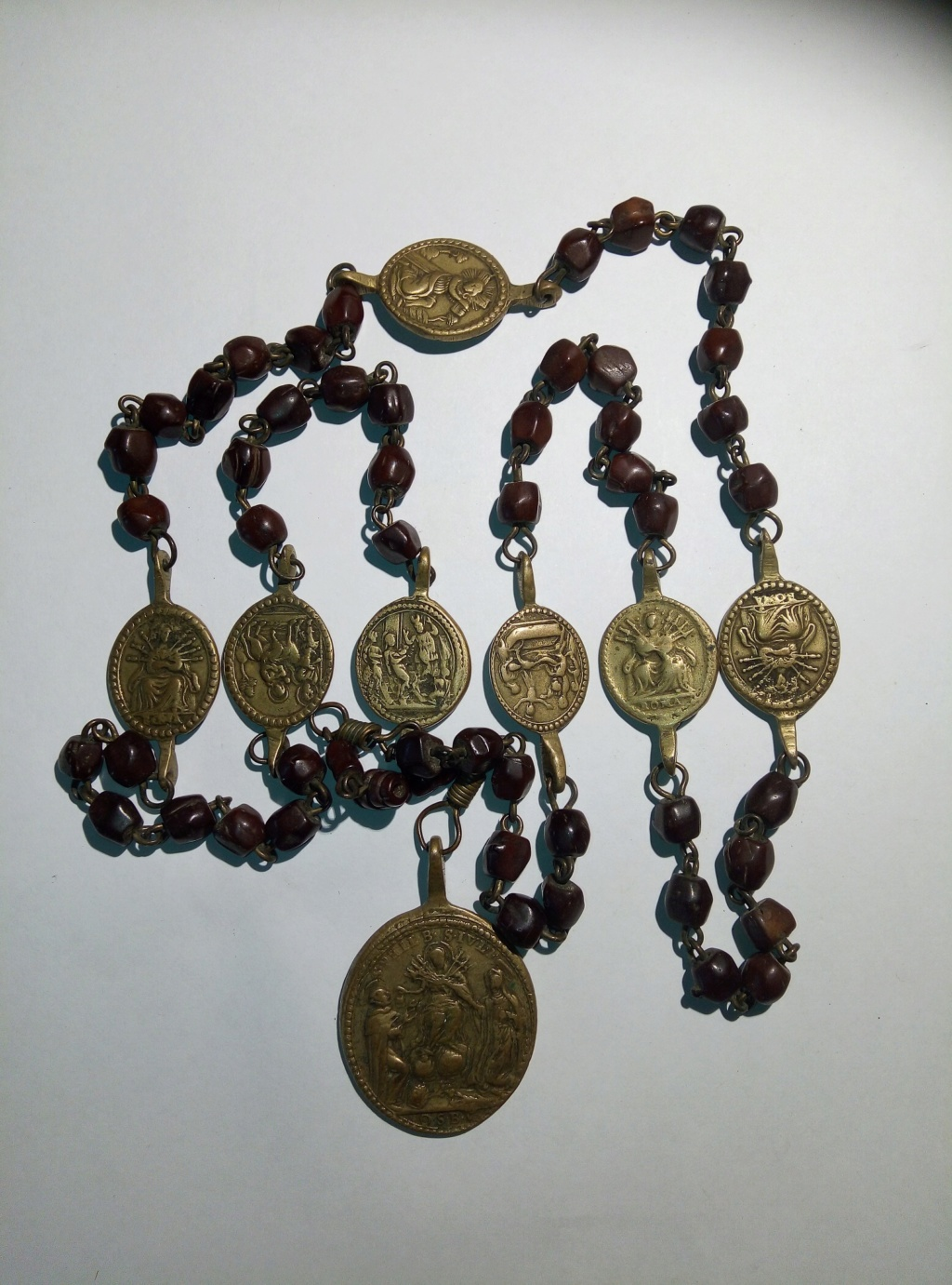 Coronilla servita de los siete Dolores S. XVIII Img_2028