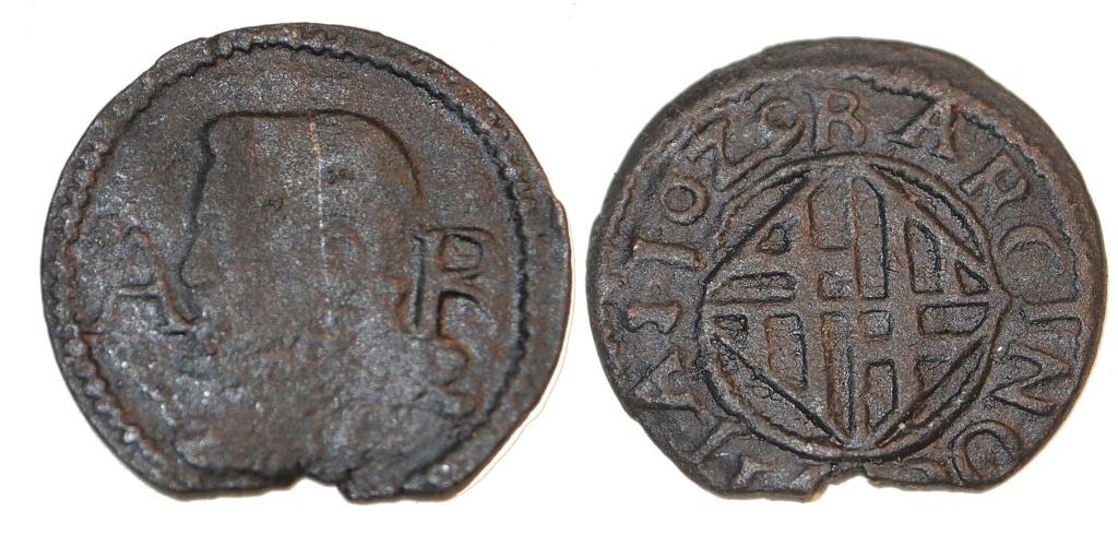 Ardite Felipe III año 1629. M15710