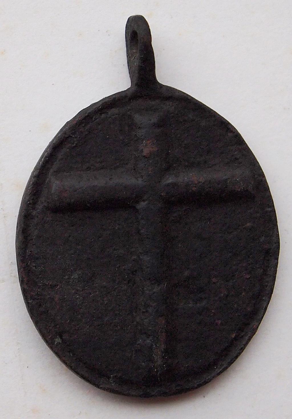 Medalla de Santa Bárbara P1015311