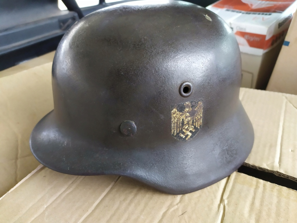 Que pensez vous de ce casque Allemand ? 110