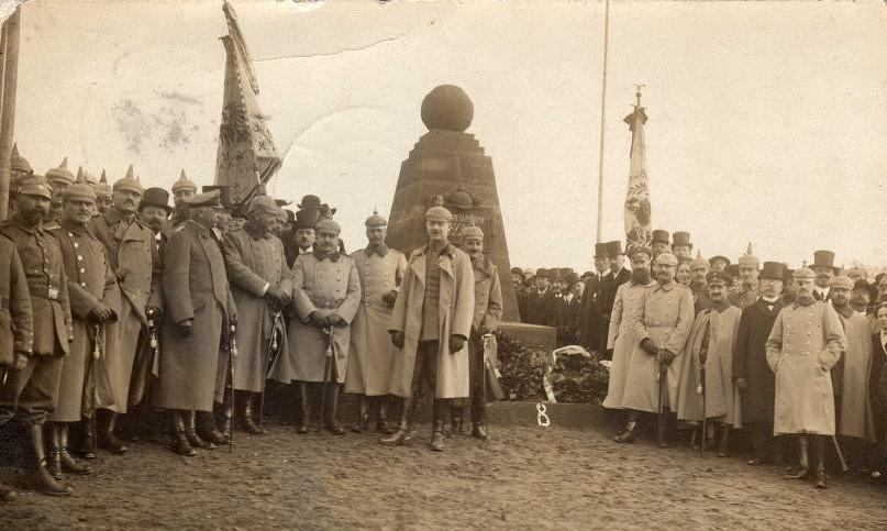 Monument Bavarois, Bataille de Sarrebourg à Réding Rzodin11