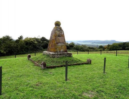Monument Bavarois, Bataille de Sarrebourg à Réding Rzodin12