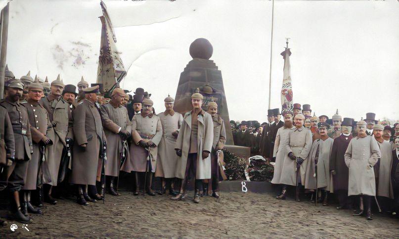 Monument Bavarois, Bataille de Sarrebourg à Réding Rzodin17