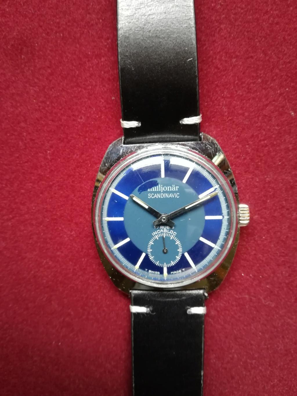 Jaeger - [ICI vos demandes d'IDENTIFICATION et RENSEIGNEMENTS de vos montres] - Page 5 Milljo14