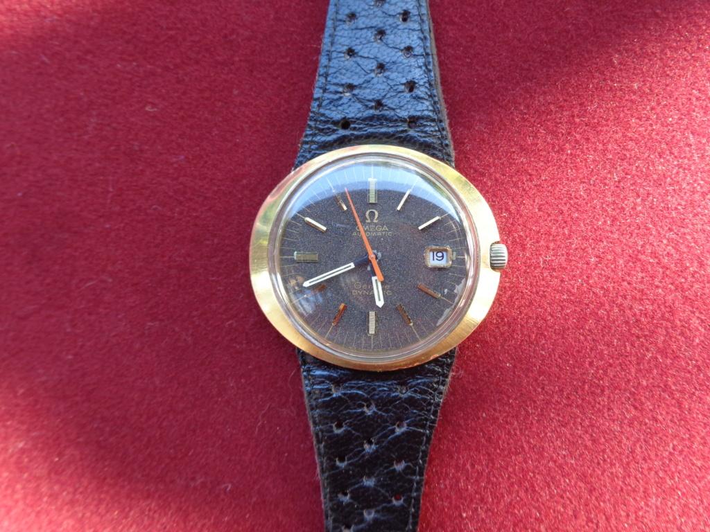 Bracelet cuir pour Oméga Dynamic 1968 Omega_10