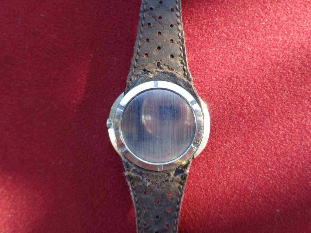 Bracelet cuir pour Oméga Dynamic 1968 Omega_11