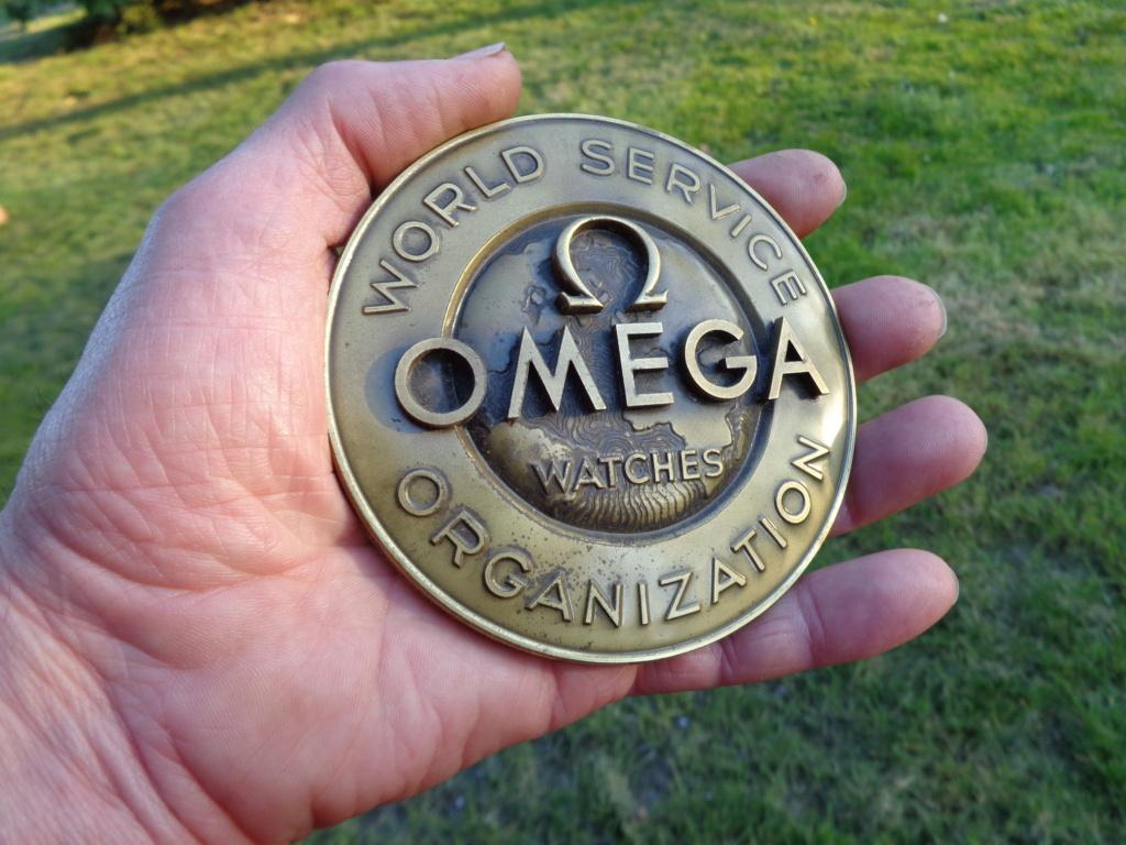 Plaque Omega  Plaque10