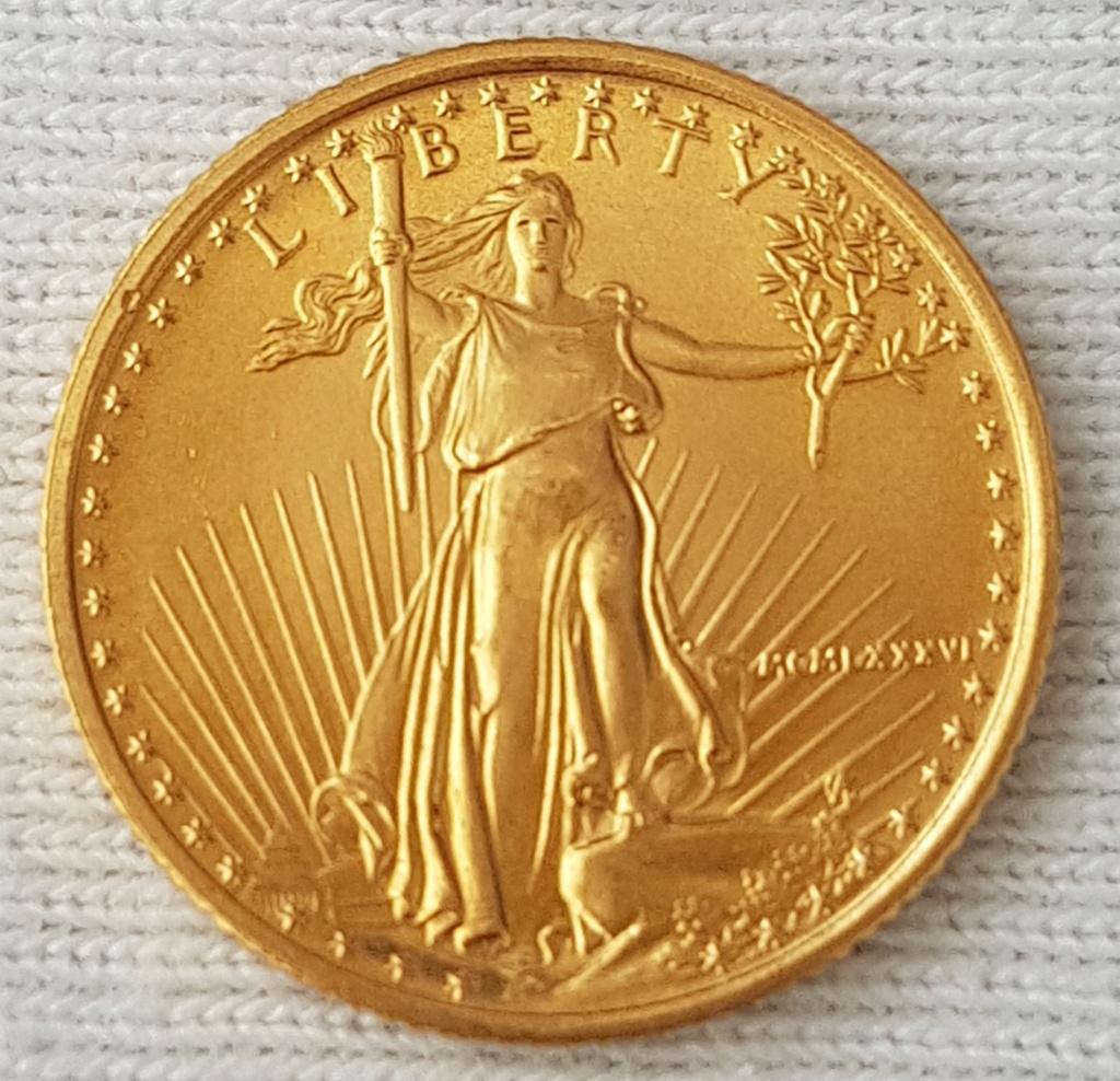 American eagle 1986. Una pequeña historia 20210819