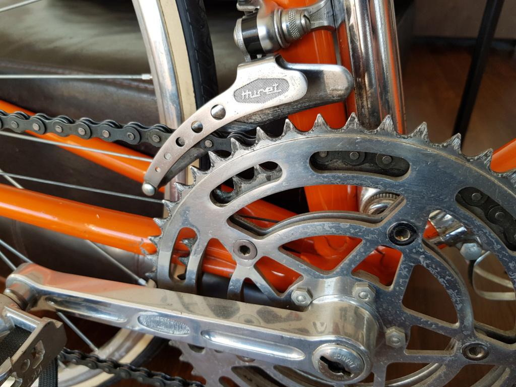Motobecane Super Champion ORANGE 20210115