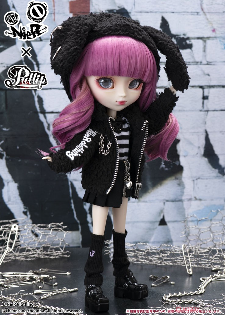 [Octobre 2021] Pullip / NieR-chan (Collab with NieR Clothing) 10798216