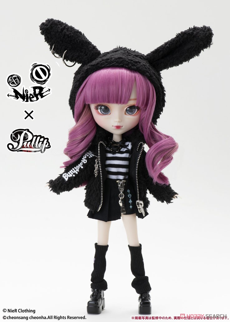 [Octobre 2021] Pullip / NieR-chan (Collab with NieR Clothing) 10798217