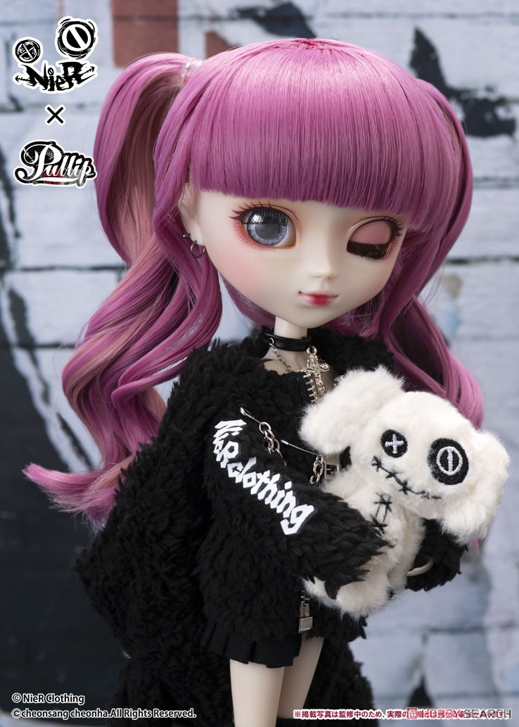 [Octobre 2021] Pullip / NieR-chan (Collab with NieR Clothing) 10798219