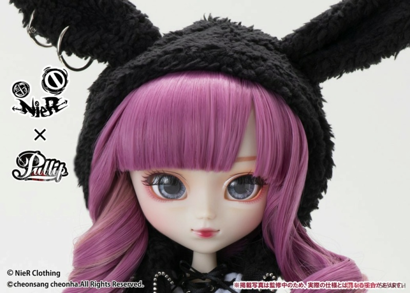 [Octobre 2021] Pullip / NieR-chan (Collab with NieR Clothing) 10798221