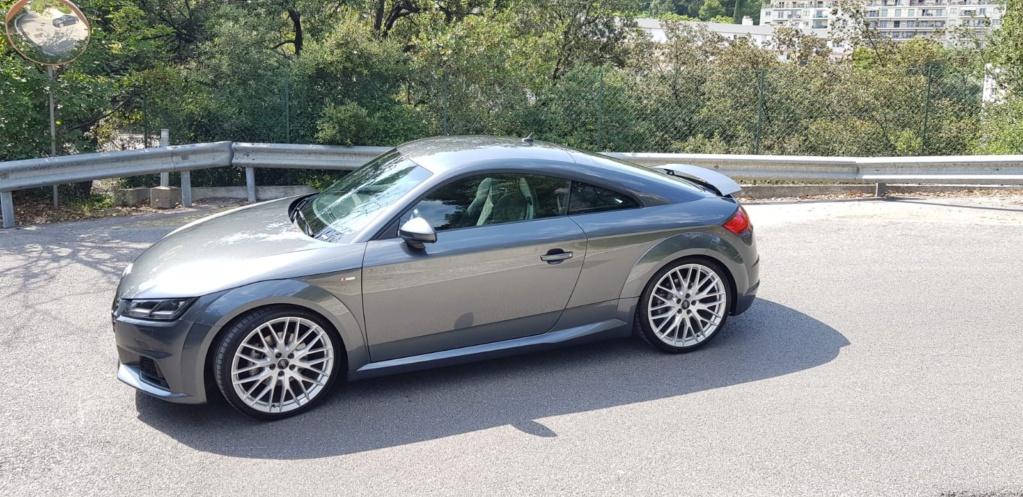 Audi TT 230CH Sline Quattro - Dream come true B4c9f110