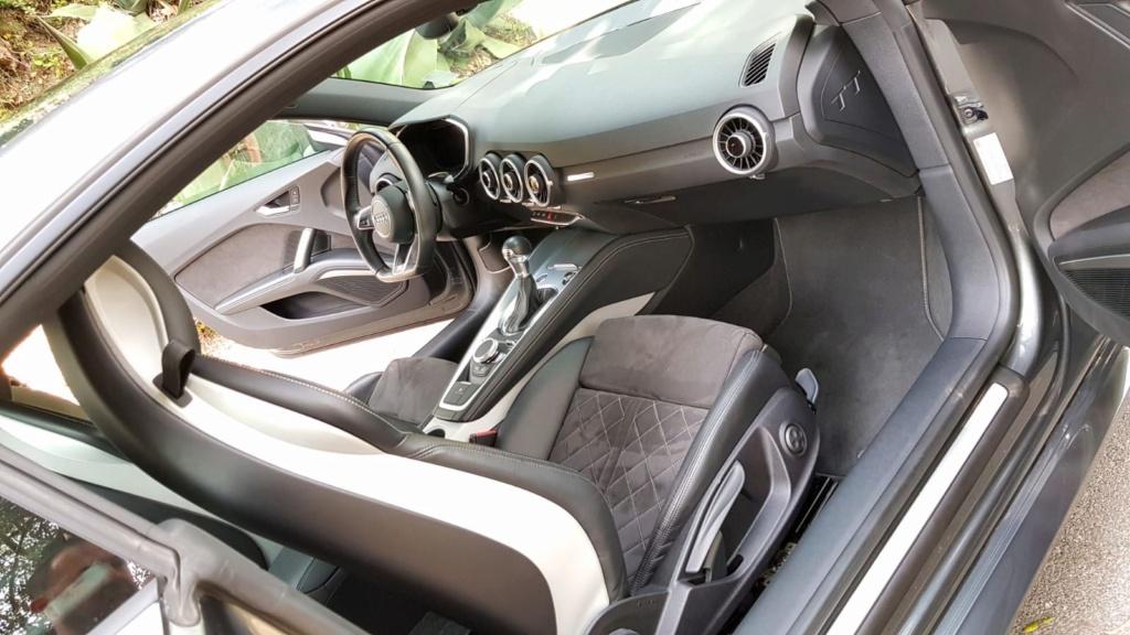 Audi TT 230CH Sline Quattro - Dream come true Fb2f8910