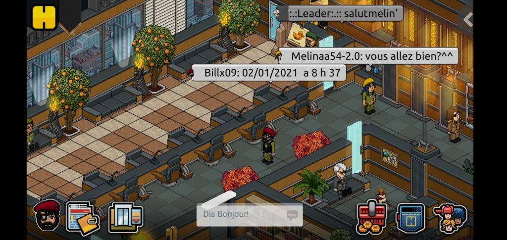 [C.M] Rapport d'activité de Billx09 Screen30