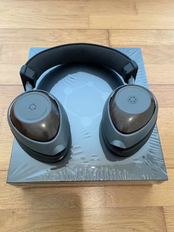 ORA Sound GraphenEQ Headphones Image710