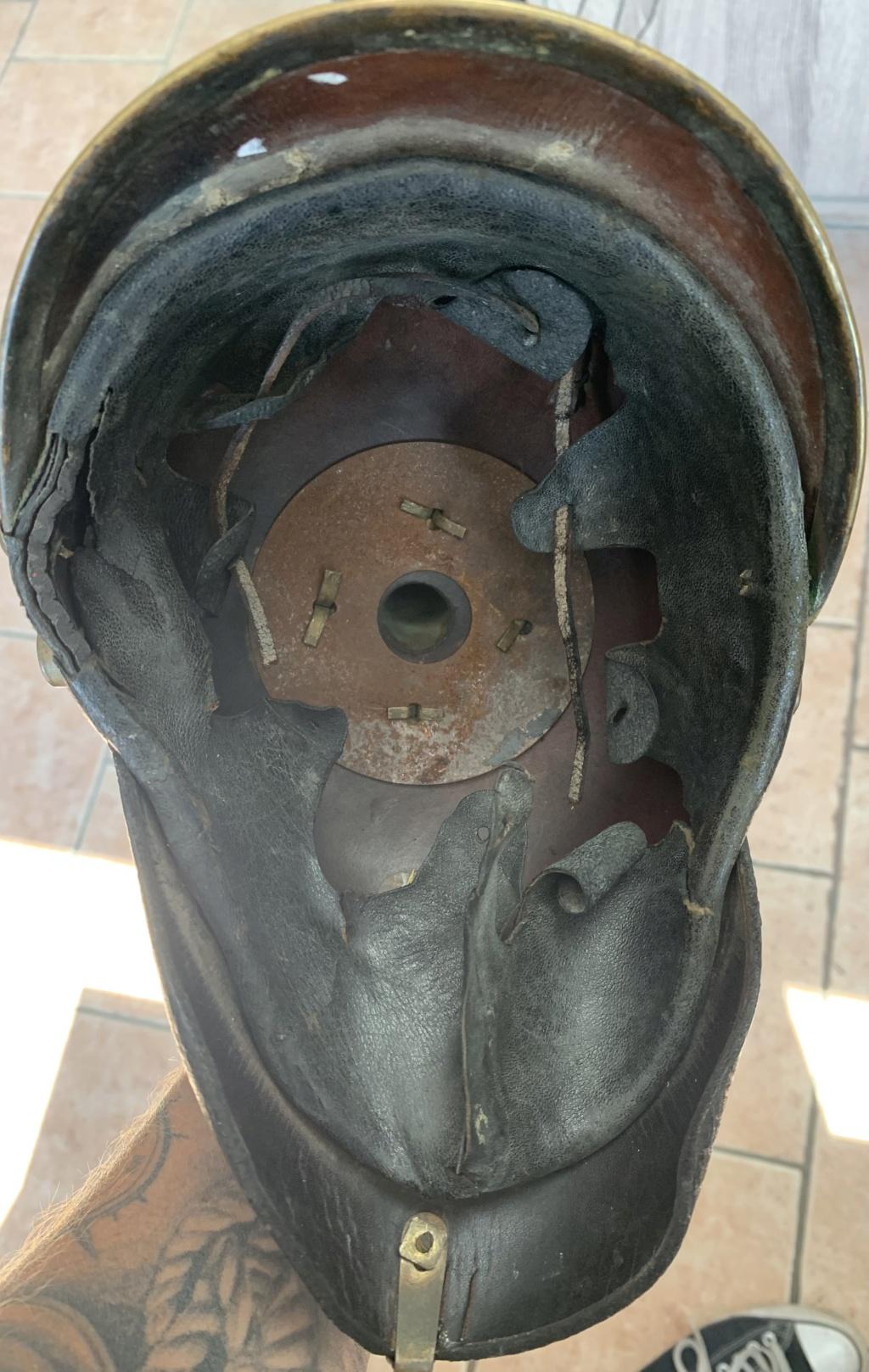 Marquage dans Picklehaube, entretien et préservation 1d23f510