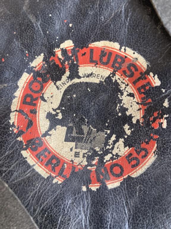 Casque Allemand M34 avec peinture post WW2 565f9c10