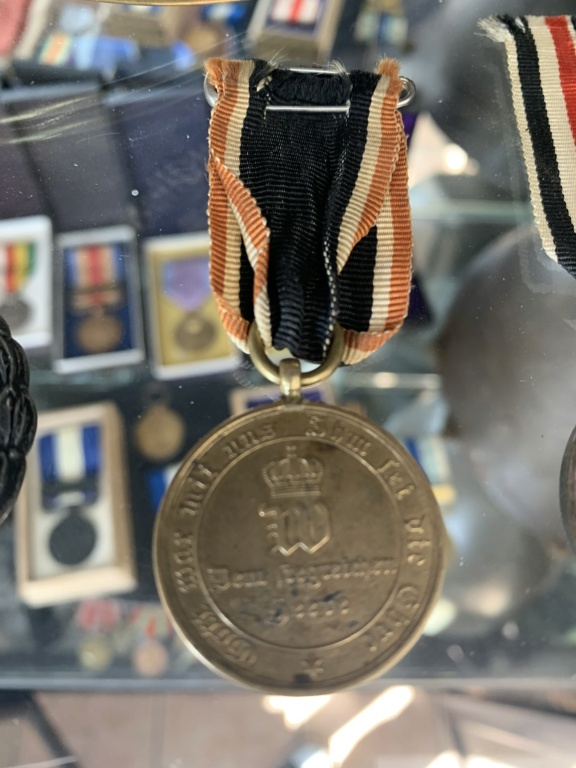 Ruban médaille Allemande 1870-1871 691ea310
